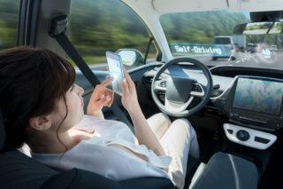Voitures autonomes : les marques premium ouvrent la voie