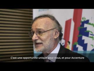DWS18 – Interview de Pierre Nanterme, Chairman & CEO, Accenture