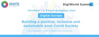 [EVENT] DigiWorld Summit 2020