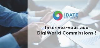 Découvrez les 7 DigiWorld Commissions 2021 !