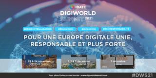 [EVENT] Inscrivez-vous au DigiWorld Summit 2021